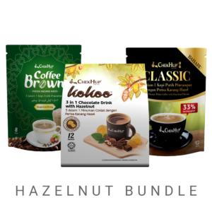 Chek Hup Hazelnut Bundle