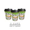 Chek Hup 3 in 1 Teh Tarik Rich and Creamy Cup
